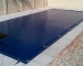 Energy-saving Solid Safety Cover from PowerPlastics Pool Covers