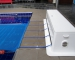 RollerBench Rollup Station from PowerPlastics Pool Covers