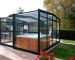 SolarPatio Spa Enclosure from PowerPlastics Pool Covers