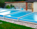SolarPatio from PowerPlastics Pool Covers - Low enclosure