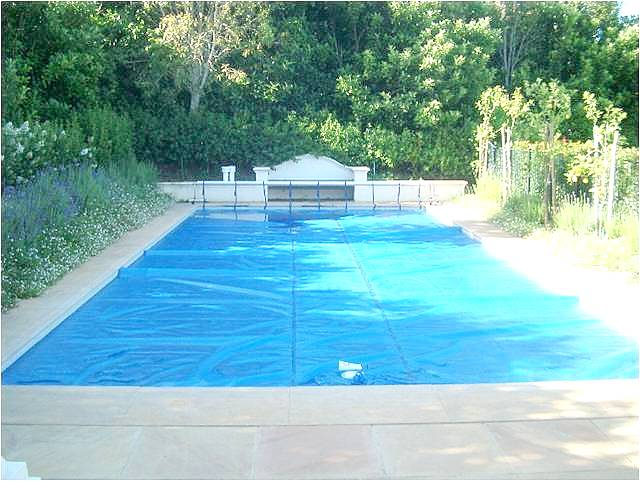 Thermal Geobubble Cover Powerplastics Pool Covers