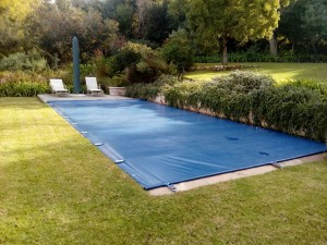 The PowerPlastics Solid Safety Cover - child drowning prevention