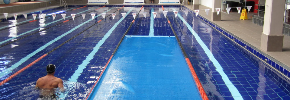 School and Commercial Pool Covers
